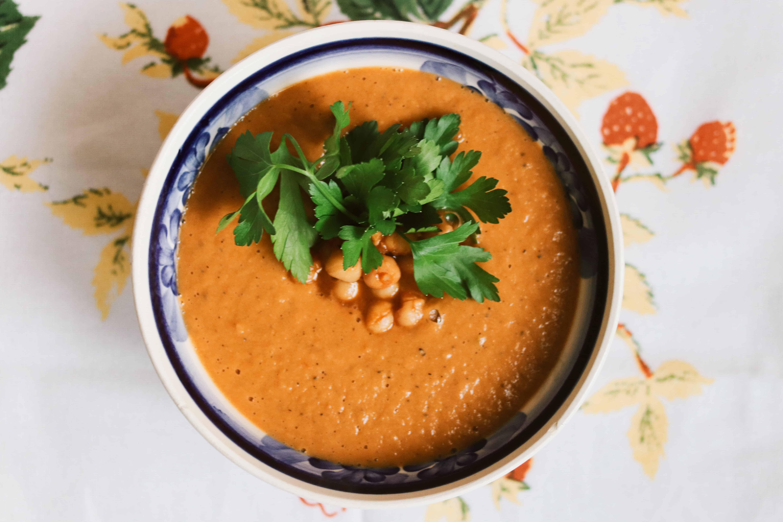 Супа от нахут