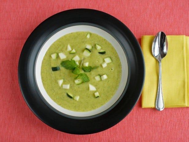 супа тиквички круши