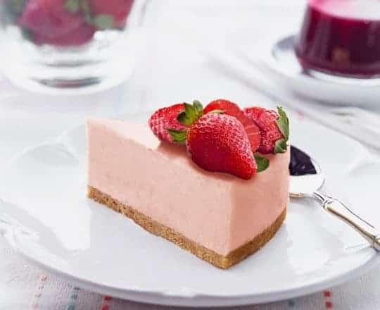сладоледен чийзкейк