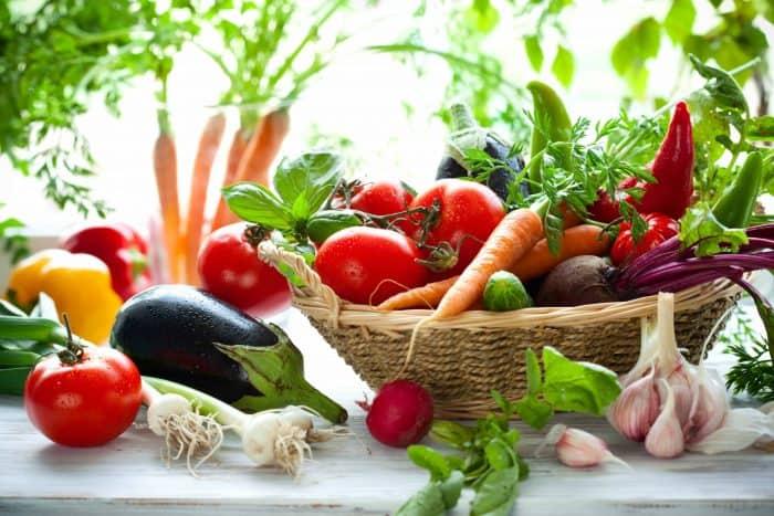 Зеленчуци за топ форма