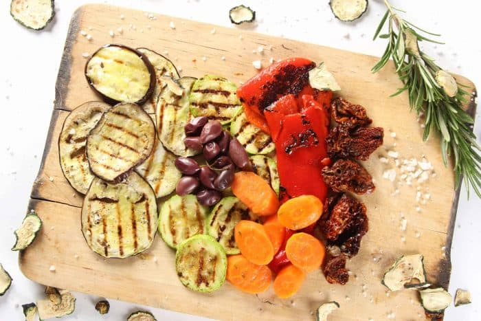 Зеленчукови антипасти
