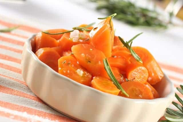 Мариновани моркови
