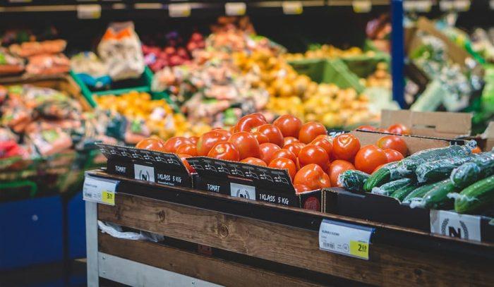 Здравословно пазаруване