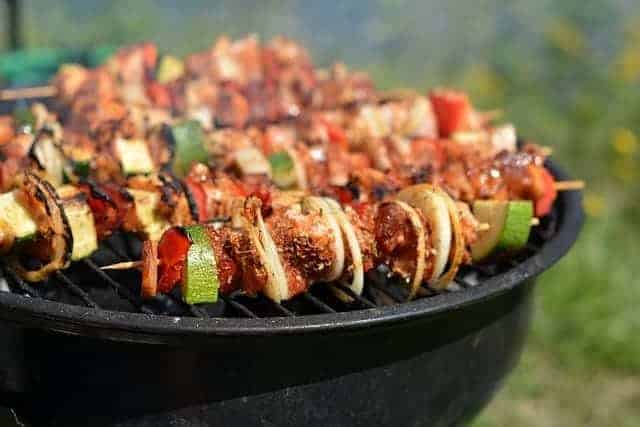 Здравословно ли е готвенето на барбекю?