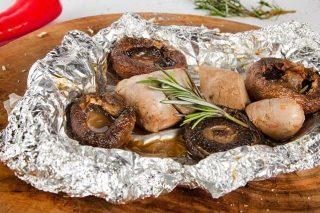 Печено свинско с риган