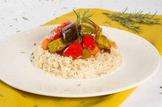 Ориенталски ориз пилаф