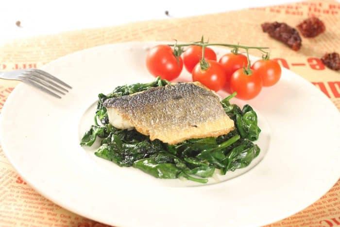 Филе от бяла риба
