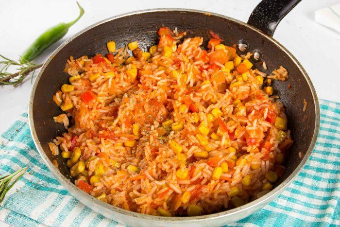 мексикански ориз